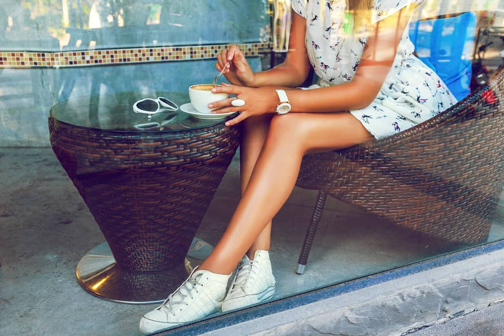 Mistakes Women Commit When Wearing the Walking Shoes