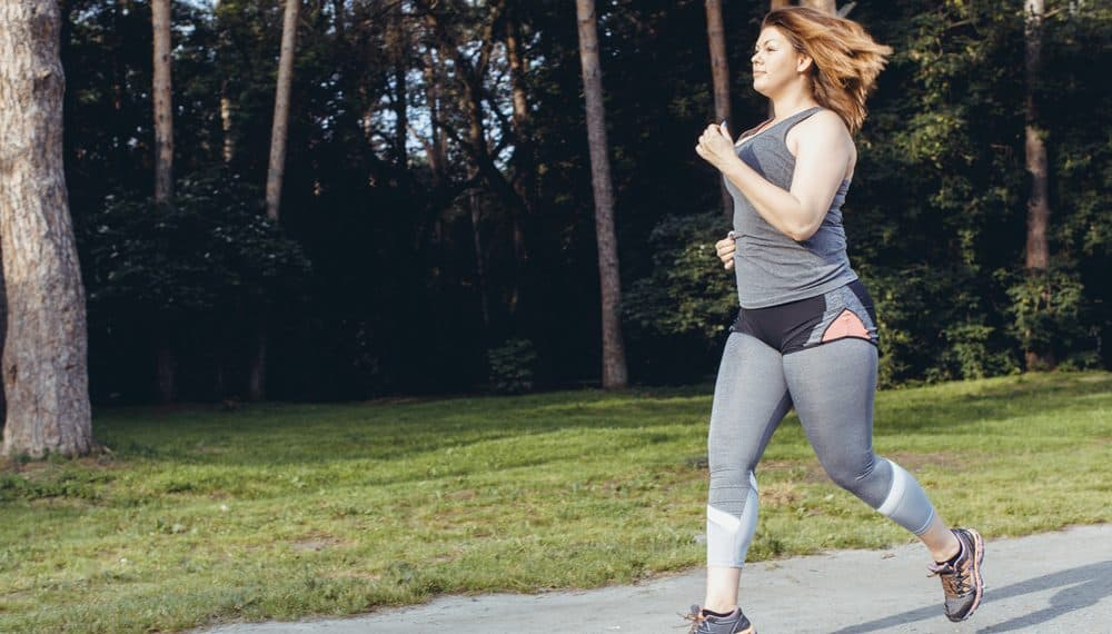 Can Overweight Women Use Their Walking Shoes for Running