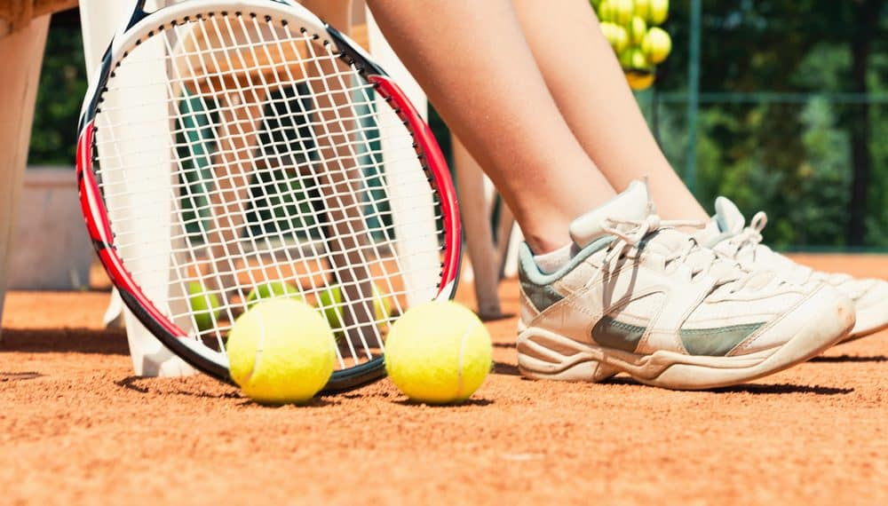 What Tennis Shoes to Wear on Different Types of Courts
